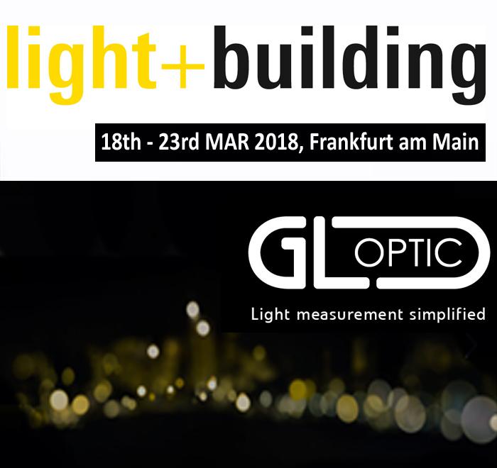 LG Optic at the L+B 2018