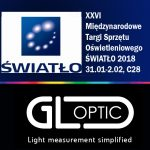 GL Optic at the Light 2018 in Warsaw