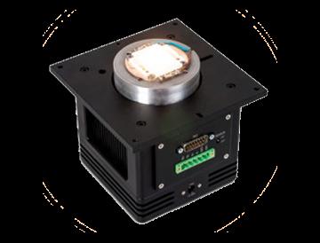 LED temperature control gl optic
