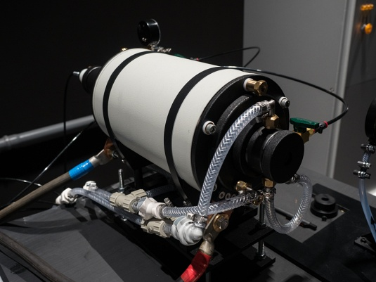GL Optic Black body radiator