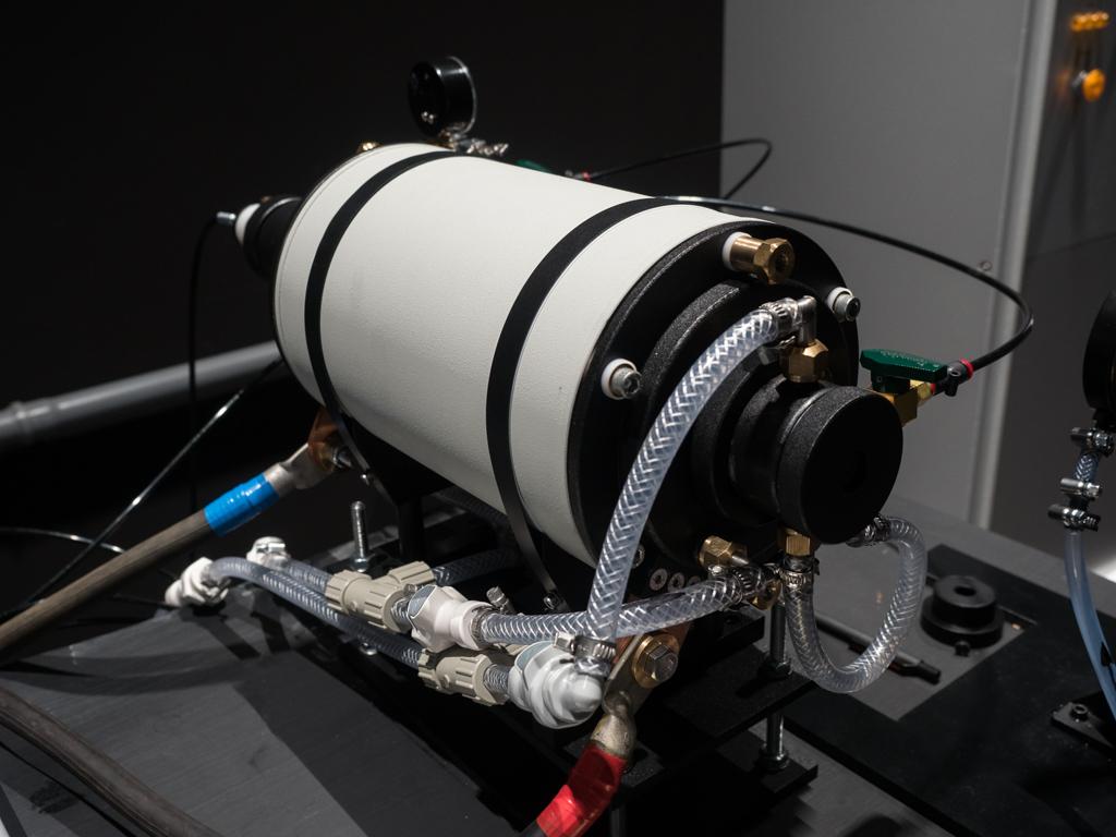 GL Optioc's Black Body Radiator