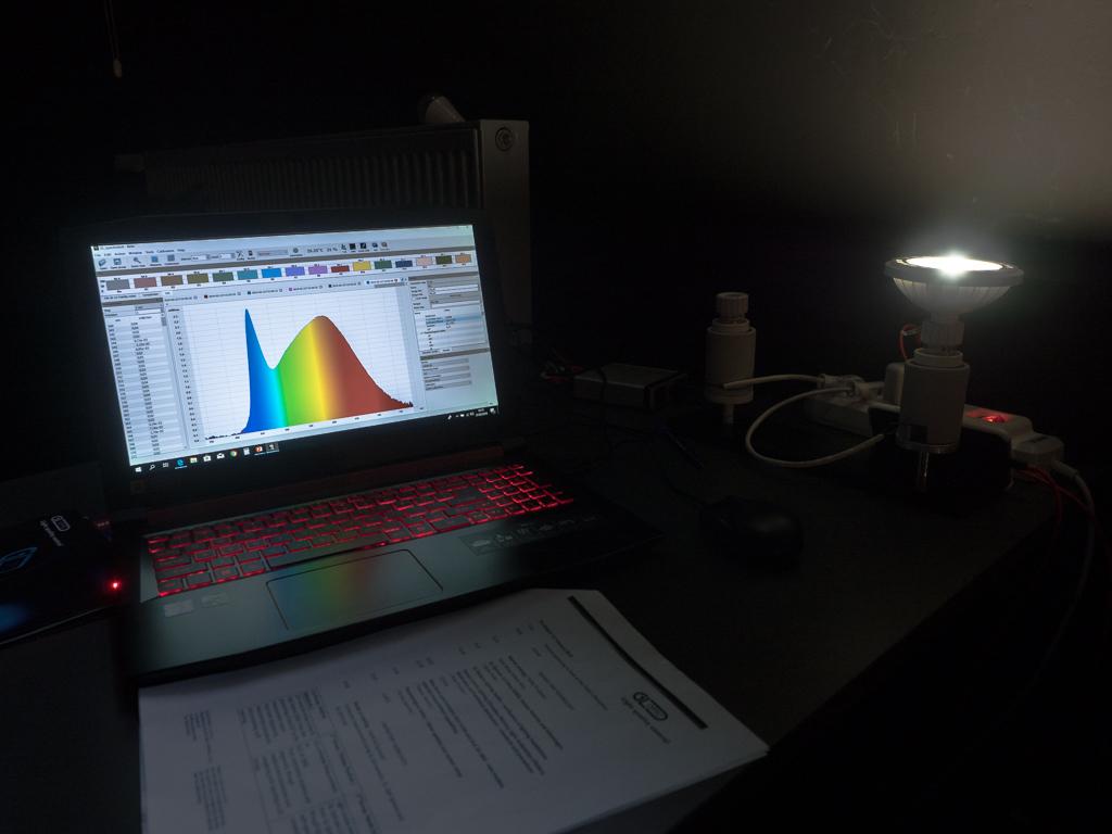 GL Optic instrument calibration laboratory