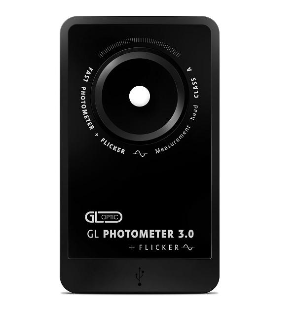 GL Optic ecodesign new measurements flicker stroboscopic effect photometer