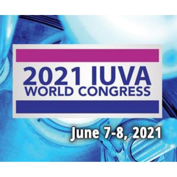 iuva world congress 2021 uv disinfection measurements